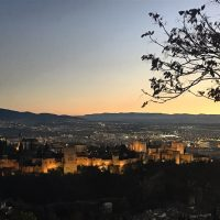 Alhambra at Dusk – Renee Bouldin (EEUU)