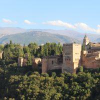 La Alhambra maravillosa – Barbara Courtens (Bélgica)