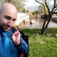 Donde se colectan las lágrimas… – Cristian Corrente (Italia)