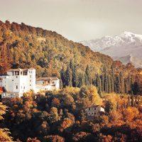 El otoño en Granada – Katarzyna Prochota (Polonia)