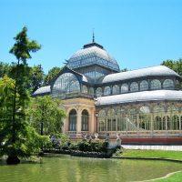 Foto 2. Palacio de cristal – Weronika Kminikowska