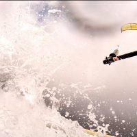 Kiteboarding, Tarifa – Sacha Roberts