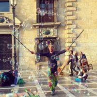 Creando magia en plena Granada – My Nguyen Ha (Vietnam)
