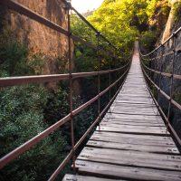 Puente al otro lado en Los Cahorros – Jake Cushnir (EEUU)