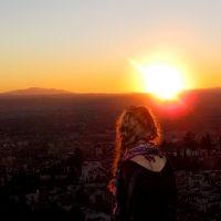 Quiero quedarme aquí para siempre – Hannah Gallagher