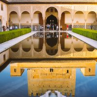 The beauty of Alhambra – Maria Kolarikova (Eslovaquia)