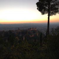 Sunset en Granada – Valentina Bellalba (Italia)