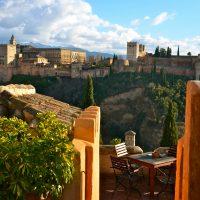 Vista de la Alhambra – Peri Stevens