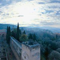 Mañanas en la Alhambra