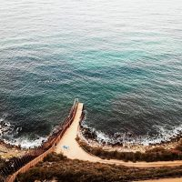 Playa de Horcas Colorada